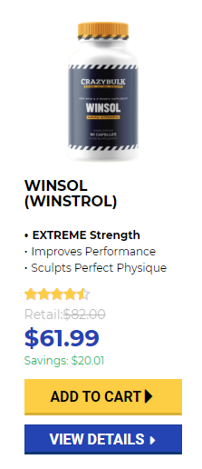 Winstrol weight loss steroids